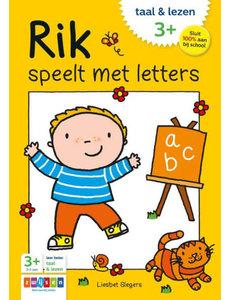 Zwijsen Rik speelt met letters, 3-5 jr