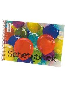 Schetsboek A4 formaat