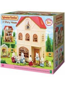 Sylvanian Families Huis met 3 verdiepingen