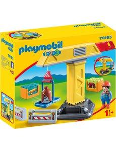 Playmobil 70165 -Bouwkraan