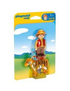 Playmobil 6976 - Ranger met tijger