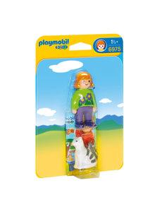Playmobil 6975 - Vrouw met kat