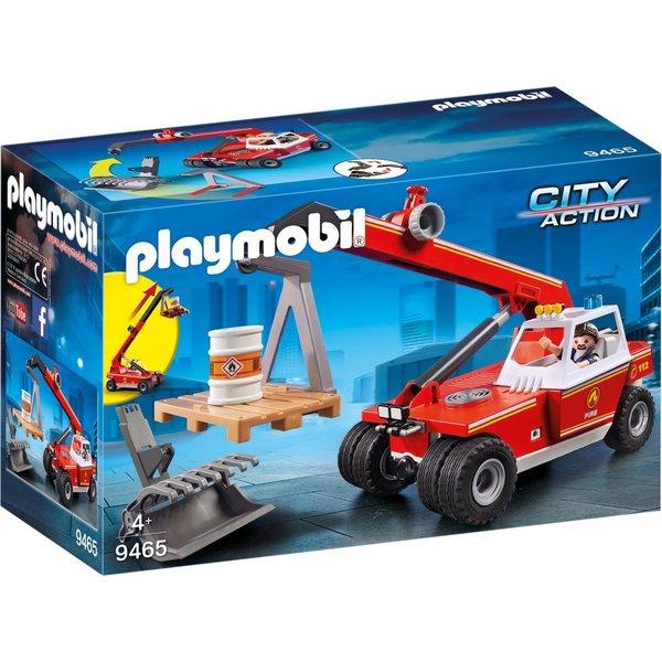 Playmobil 9465 - Brandweer hoogtewerker