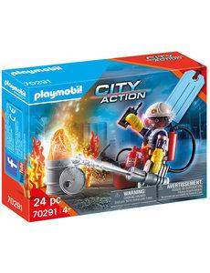 Playmobil 70291 - Cadeauset Brandweer