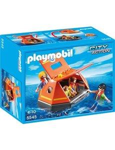 Playmobil 5545 - Reddingsvlot met drenkeling