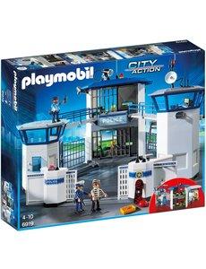 Playmobil 6919 - Politiebureau met gevangenis