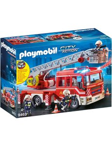 Playmobil 9463 - Brandweer ladderwagen