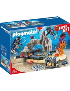 Playmobil 70011 - SIE-onderwatermissie superset