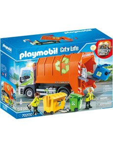 Playmobil 70200 - Vuilniswagen