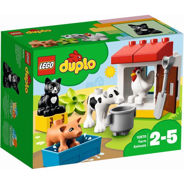 LEGO 10870 - Boerderijdieren