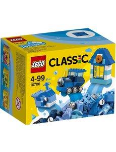 LEGO 10706 - Blauwe creatieve doos