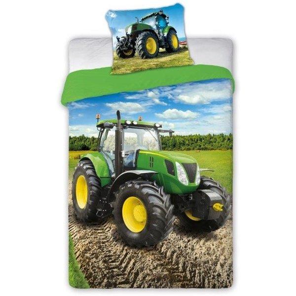 Dekbed tractor John Deere