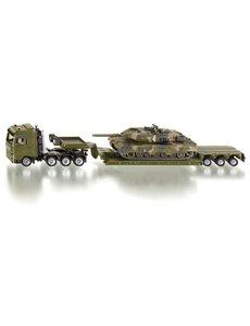 Siku 1872 - Zwaar transport met tank