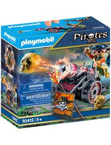 Playmobil 70415 - Piraat met kanon
