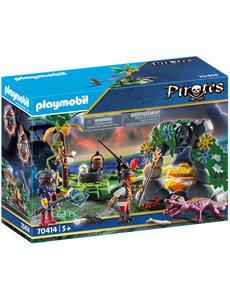 Playmobil 70414 - Piraten op schattenjacht