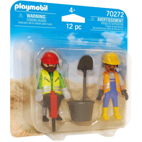 Playmobil 70272 - Bouwvakkers