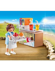 Playmobil 70251 - Slush verkoper