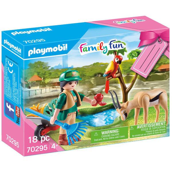 Playmobil 70295 - Cadeauset Zoo