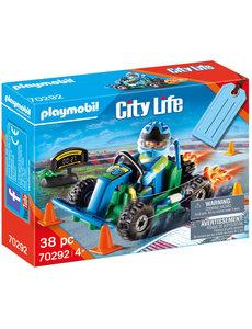 Playmobil 70292 - Cadeauset Kart