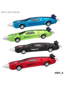 Depesche-TopModel Pen raceauto - assorti