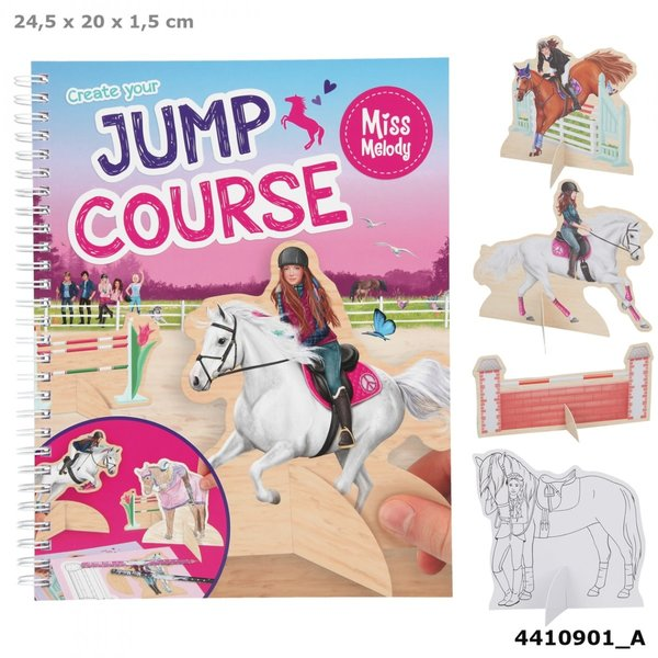 Depesche Miss Melody Create your Jump Course