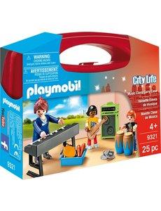 Playmobil 9321 - Muziekklas