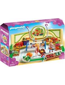 Playmobil 9403 - Kruidenier