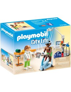 Playmobil 70195 - Fysiotherapeut
