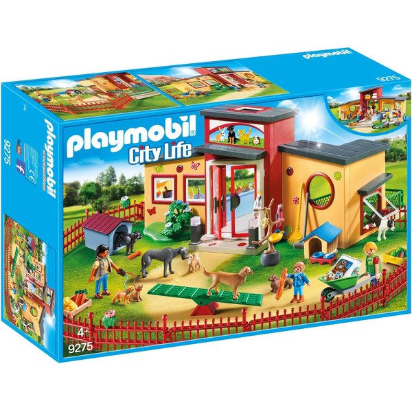 Playmobil 9275 - Dierenpension