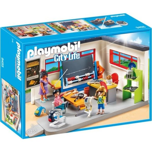 Playmobil 9455 - Geschiedenislokaal