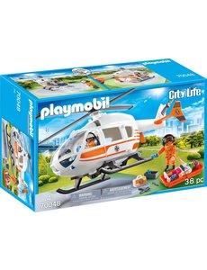 Playmobil 70048 - Eerste hulp helicopter