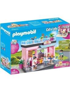 Playmobil 70015 - Mijn koffiehuis