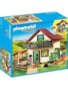 Playmobil 70133 - Moderne boerenhoeve