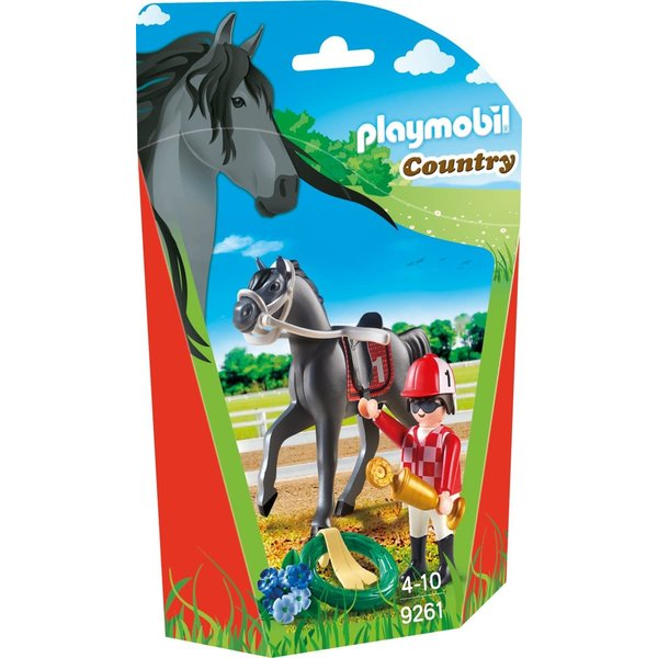 Playmobil 9261 - Jockey