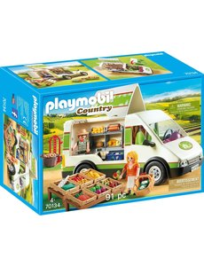 Playmobil 70134 - Marktkraamwagen
