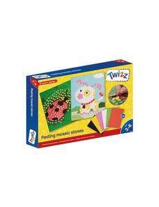 Twizz Mozaiksteentjes plakken