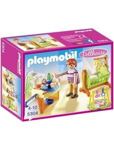 Playmobil 5304 - Babykamer met wieg