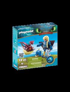 Playmobil 70041 - Astrid en de schrokop