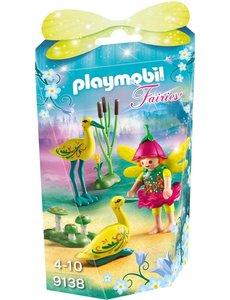 Playmobil 9138 - Elfje met ooievaar