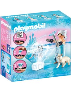 Playmobil 9353 - Prinses Winterbloesem