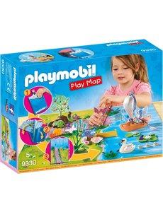 Playmobil 9330 - Feeën met plattegrond