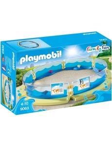 Playmobil 9063 - Bassin voor zeedieren