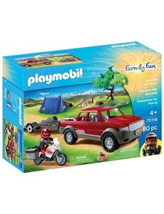 Playmobil 70116 - Pick-up truck