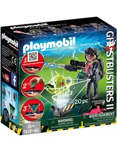 Playmobil 9346 - Ghostbuster Egon Spengler