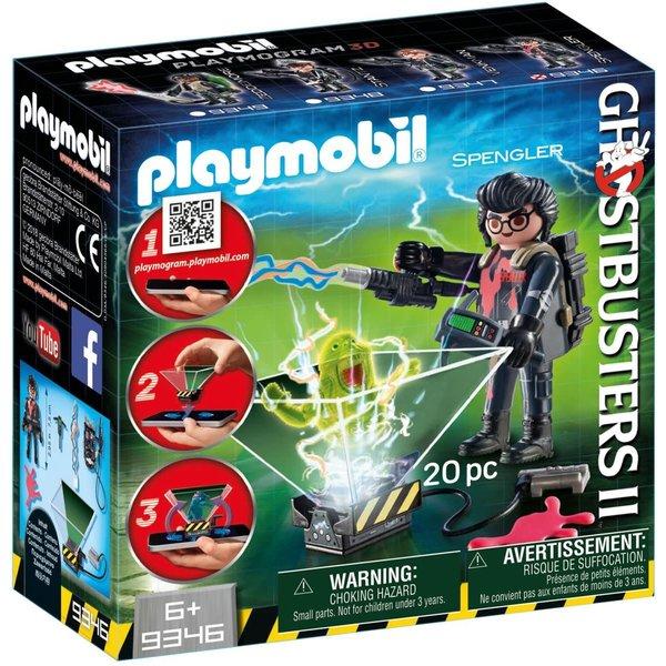 Playmobil 9346 - Ghostbuster Egon Spengler
