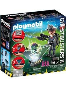 Playmobil 9348 - Ghostbuster Raymond Stantz