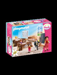 Playmobil 70256 - Heidi op school