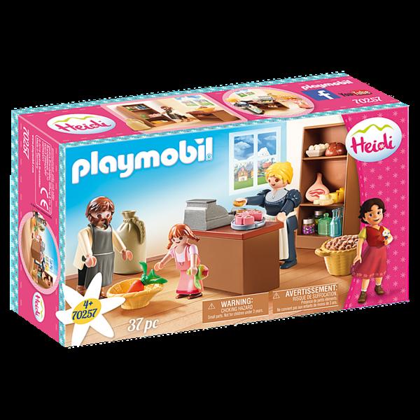 Playmobil 70257 - Buurtwinkel van de Kellers