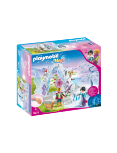 Playmobil 9471 - Kristallen poort naar Winterland
