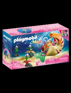 Playmobil 70098 - Zeemeermin met zeeslakkengondel